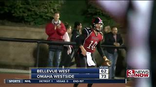 Bellevue West vs. Westside - Video