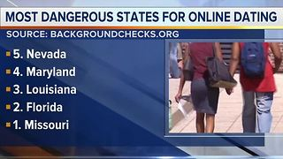 Nevada in top 5 most dangerous states for online dating - Video