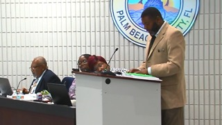 Riviera Beach second recall deadline on Sunday - Video