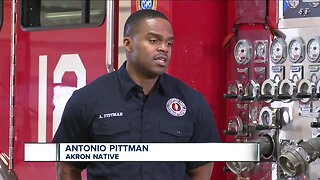 Former Ohio State running back finds new career saving lives in Ohio