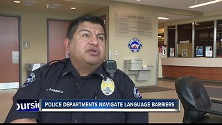 Police departments navigate language barrier with growing Hispanic population
