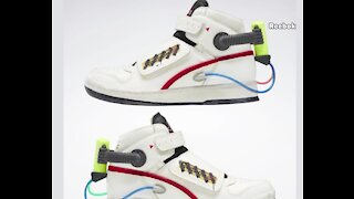 New Ghostbusters Reebok shoes
