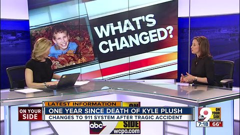 It's been a year since Kyle Plush died. Can the 911 system fail the same way today?