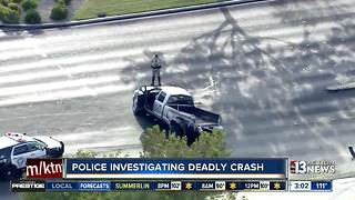 Woman involved in deadly crash identified - Video