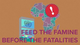 Africa's drought in numbers: an avoidable famine? - Video