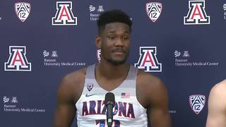 Deandre Ayton has a ton of talent - Video