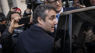 Michael Cohen To Testify Before House Intel Committee Next Month