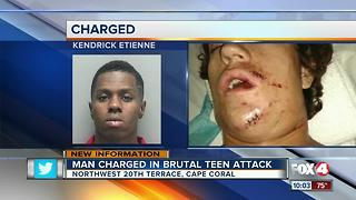 18-year-old charged in brutal beating at Cape Coral party - Video