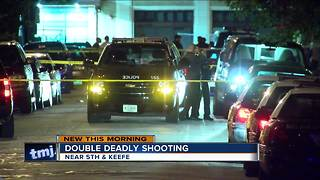 Milwaukee Police: Man, woman found shot to death in back of vehicle - Video
