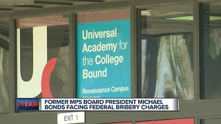 Ex-MPS Board President Bonds charged in federal court
