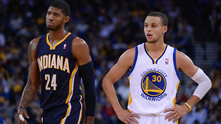 Paul George Nearly Traded the Warriors for WHO!? - Video