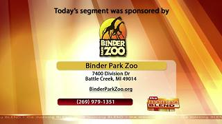 Binder Park Zoo - 7/2/18 - Video