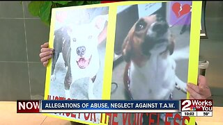 Tulsa Animal Welfare abuse, neglect allegations