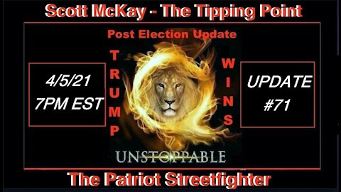 4.5.21 Patriot Streetfighter POST ELECTION UPDATE #71: Charlie Ward & RDS, Patriot SF National Tour