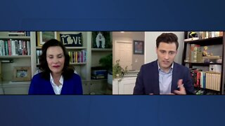 Full 1 on 1 with Governor Gretchen Whitmer