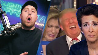 MELTDOWN: Best Media Reactions to Trump Surviving COVID-19 | Ep 92