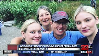 23ABC Welcomes Brenna Rose joins the morning crew
