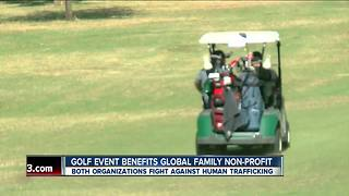 Golf event benefits Global Family non-profit - Video