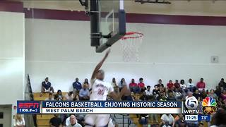 FOREST HILL FALCONS FLYING HIGH - Video