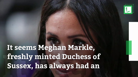 Meghan Markle's Former Classmate Releases Letter Meghan Wrote To Her 20 Years Ago