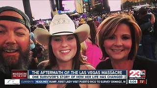 A Bakersfield survivor's story of the Las Vegas Shooting - Video