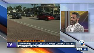 Innovators to discuss West Palm Beach traffic troubles - Video