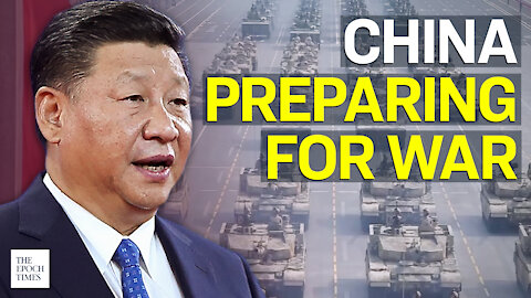 China's Xi Orders Military to Prepare for War 'At Any Time'