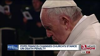 Local Catholics react to the Pope's death penalty comments