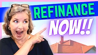 Refinance Your Home NOW