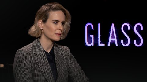 Sarah Paulson on 'Glass' Role and What Success Means to Her