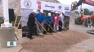Groundbreaking ceremony for new Brown County Expo