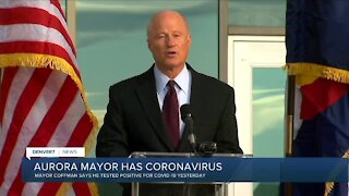 Aurora Mayor Mike Coffman tests positive for COVID-19