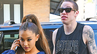 Ariana Grande HAUNTED By Pete Davidson's Past! - Video