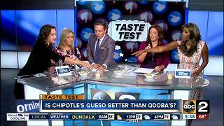 Which queso is better? Chipotle or Qdoba? - Video