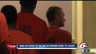 Kroger murder suspect Jason Cooper appears in court for first time - Video