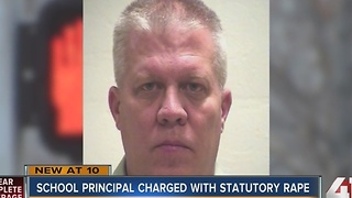 Winnetonka principal charged with statutory rape - Video