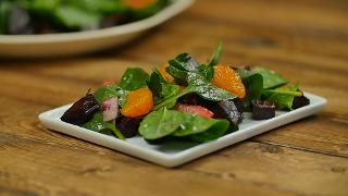 Roasted Beet and Citrus Salad - Video