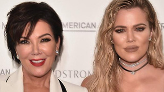 Khloe Kardashian Freaking Out And SICK OF Kris Jenner's Advice! - Video