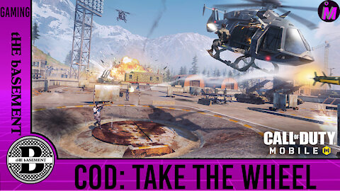 cALL oF dUTY mOBILE tAKE tHE wHEEL cHALLENGE pART 2