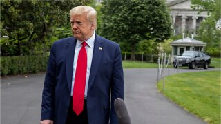 Trump threatens to shut down social media after Twitter issues a warning regarding his tweets