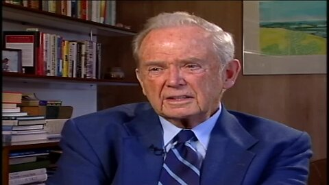 Chuck Stokes' 2008 interview with former Gov. William G. Milliken
