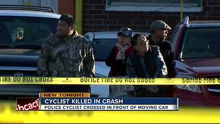 Fatal bike accident
