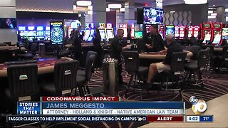 County walks back comments on casinos reopening