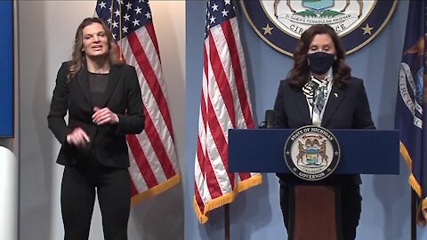 Gov. Whitmer expands on trip to Florida to visit ill father