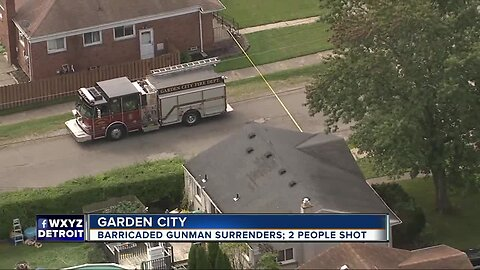 Garden City police respond to report of barricaded gunman, say situation is resolved