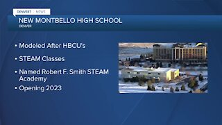 New details about the new Montbello High School