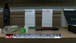 More marijuana dispensaries coming to Pinellas Co. - Video