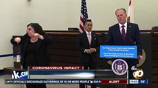 San Diego rolls out small business relief package