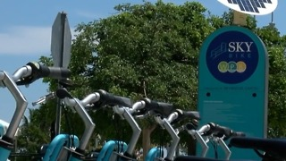 Boynton Beach looks at bike-sharing for the city - Video