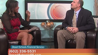 Desert Schools Financial Services: Review insurance this new year - Video
